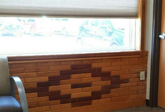 Wall Panel Pattern Design