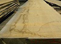 Live sawn white oak lumber
