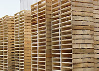 Hardwood manufacturing packaging