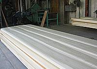 Surfaced lumber