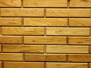 Cherry Woodbricks Sample