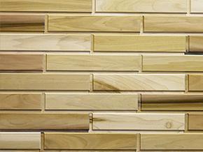 Poplar Woodbricks Sample